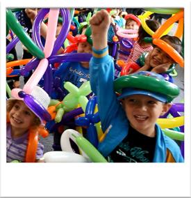 Birthday Party Ideas Balloon Animal Twisting Houston TX