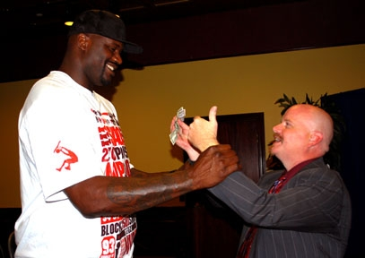 magic with shaq